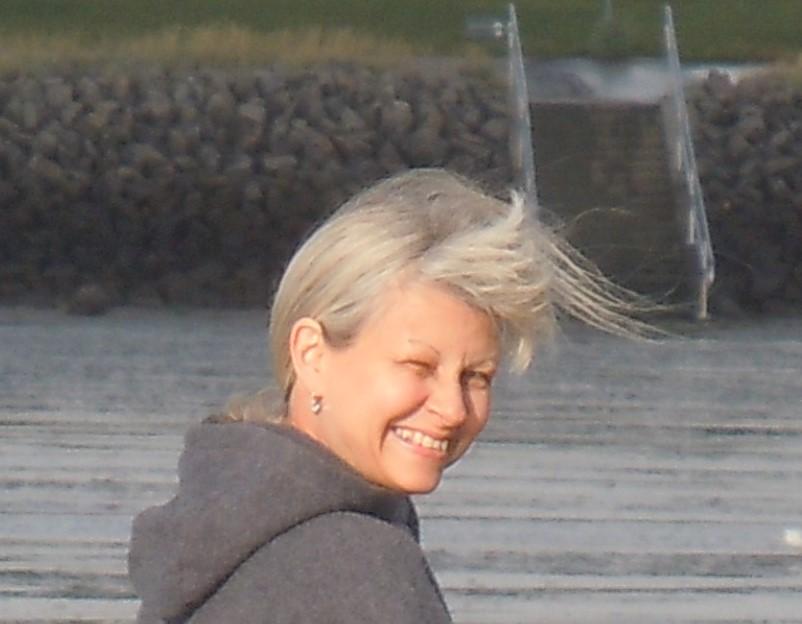 Susanne Recknagel gehört zum Vorstand von Agenda21
