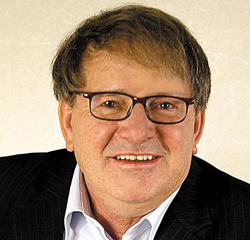 Hermann Rohr ist Stellvertreter im Verein Agenda 21 für Nachhaltigkeit in Meldorf.