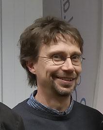 Unser Kassenwart Stefan Zier für Agenda 21.