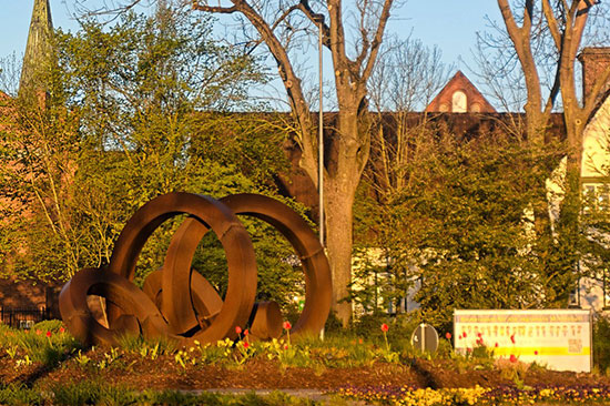 Kusnt in Meldorf